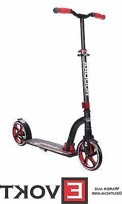 Hudora Big Wheel Flex 200 scooter red 14249 scooter city sco