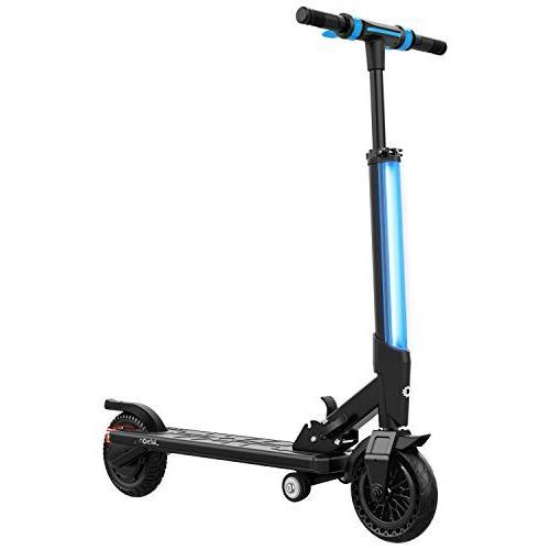 Jetson Bio Folding Electric Scooter with Bright LED Stem Lig