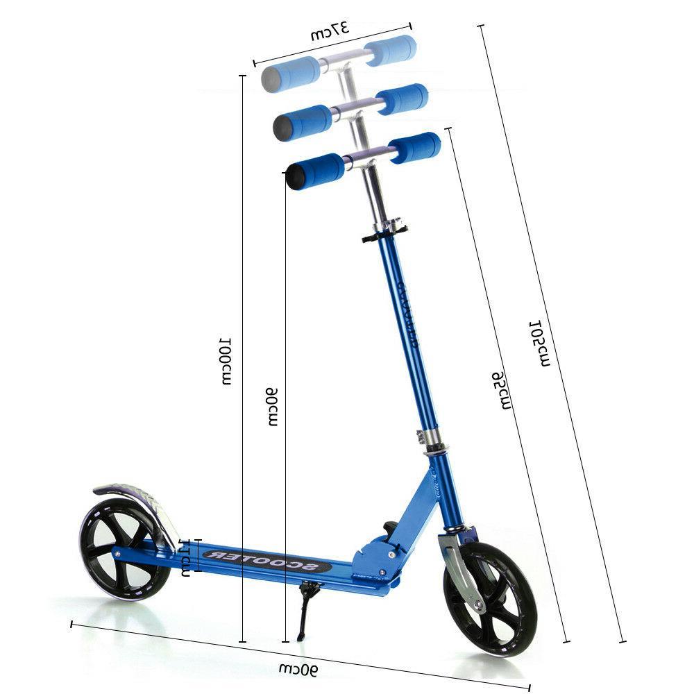 BLUE Adjustable Kick Lightweight Kids/Adult