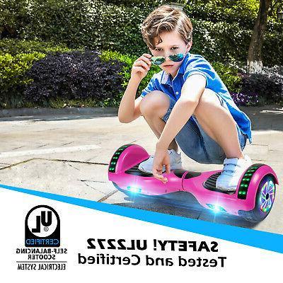 Bluetooth Self Scooter Lights For Kids UL