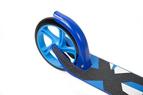 Fuzion B200 Kick - Weight - Folds - Adjustable Handle Bars Smooth Fast