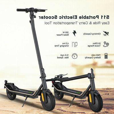 Megawheels High-Speed E-Scooter 350W Folding Adult Electric