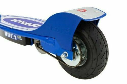 Razor E300S Adult High-Torque Electric Scooter w/ Blue