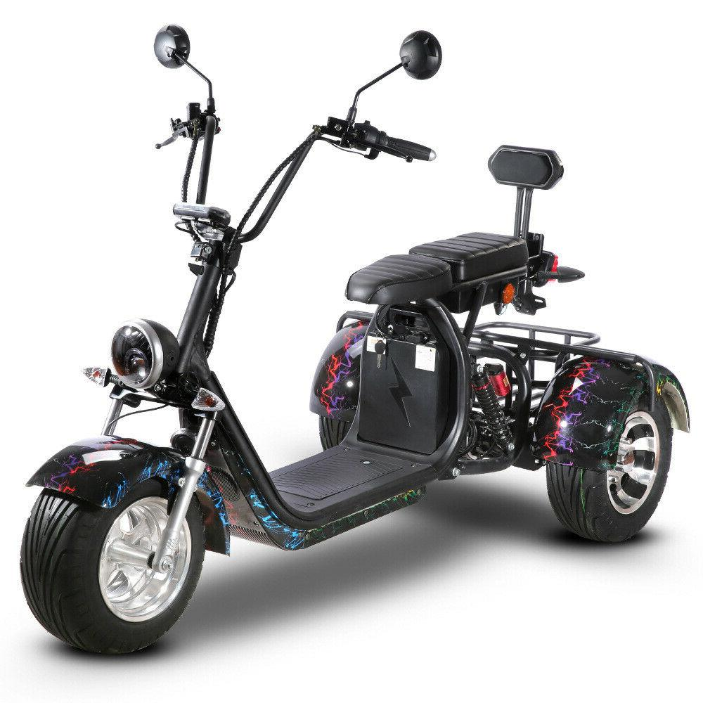 electric golf trike 3 wheel scooter electric
