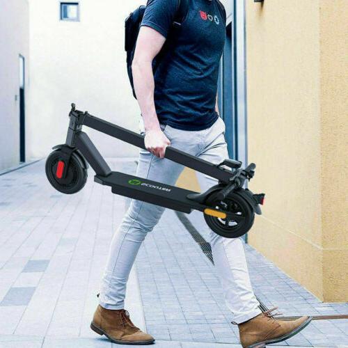 electric scooter long range folding adult kick
