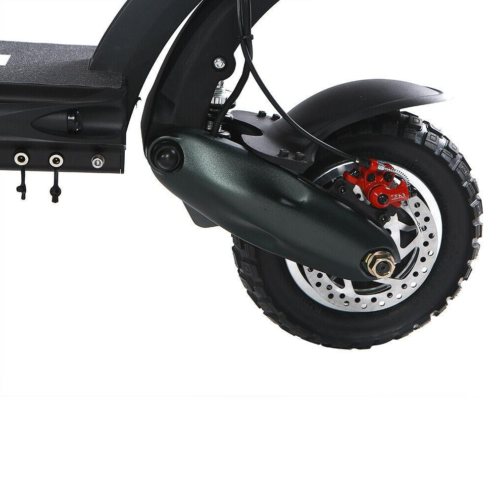 US Scooter Dual Motor Brake 40MPH