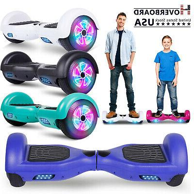 electric scooters 6 5 hoverboard self balancing