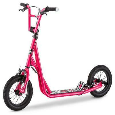 Mongoose Scooter Wide foot deck Air Pink NEW
