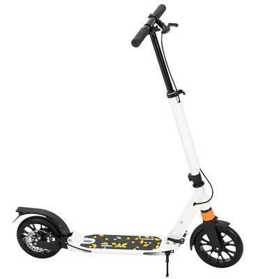 fold adult kids kick scooter trick stunt