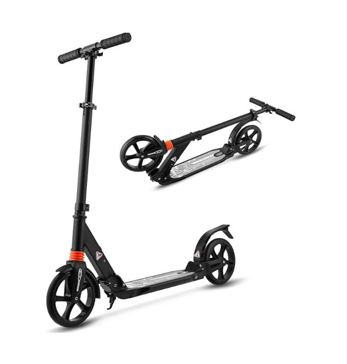 foldable 220lb Height Adjustable Front