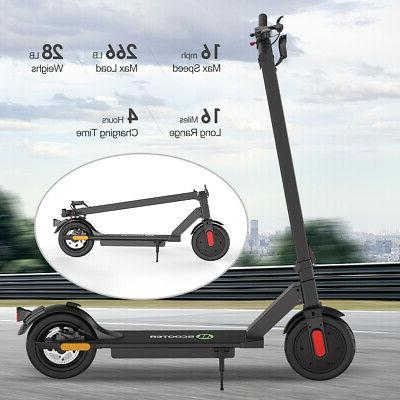 folding 16 miles long range electric scooter
