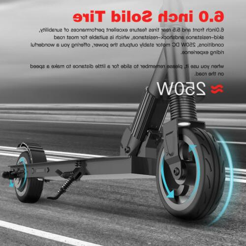 Megawheels Folding Electric 250W Portable for Adults