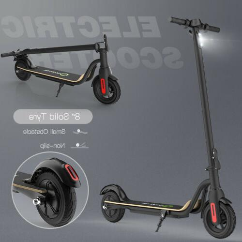 🛴FOLDING KICK 14MILES ALUMINUM PORTABLE ADULT E-SCOOTER