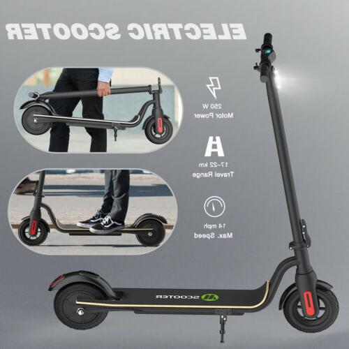 🛴FOLDING 14MILES PORTABLE URBAN ADULT E-SCOOTER