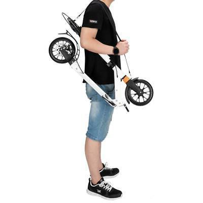 Fold Kids Scooter Ride Lightweight Aluminum