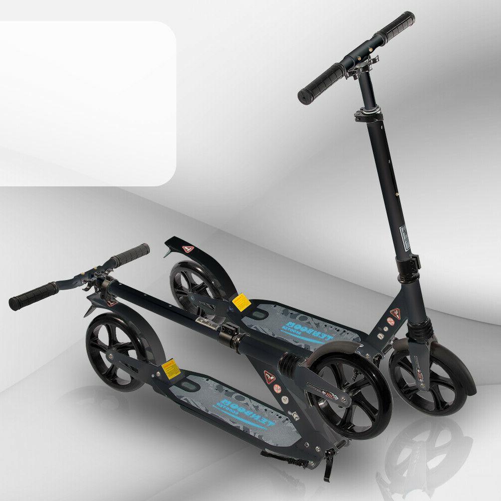 Folding Kick Adult Ride Portable Adjustable