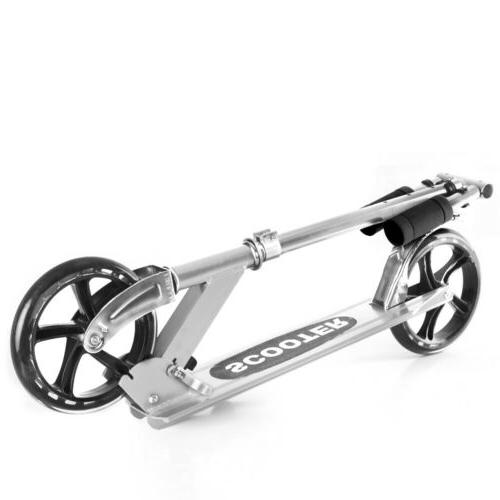 Folding Scooter Portable Ride Street
