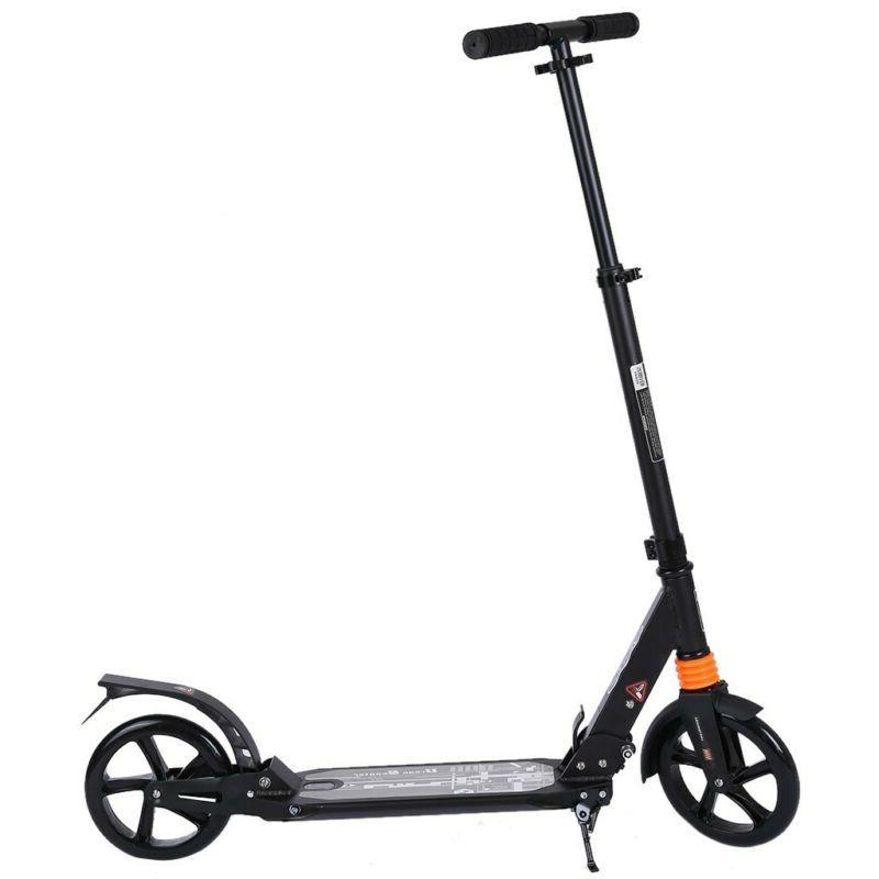 Adult W/ Urban Big Wheels.