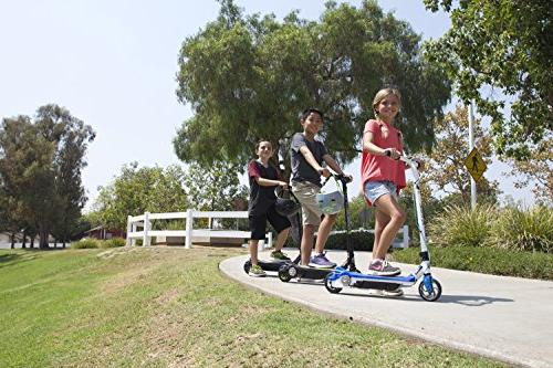 Pulse Products Electric Scooter, Blue