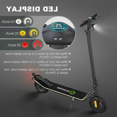 New ! Electric Scooter Adult, with New Light, Folding , 8.5""