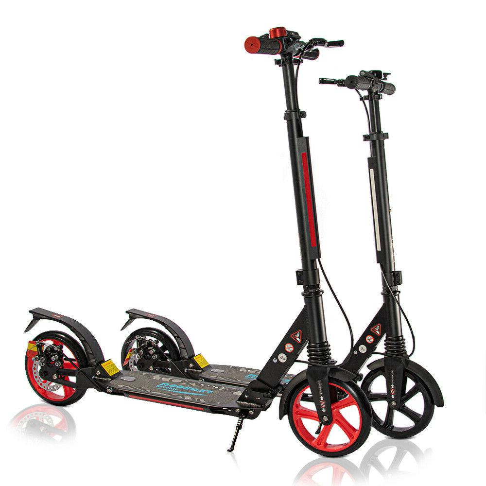 Kick Scooter Foldable For Kids Ride Adjustable