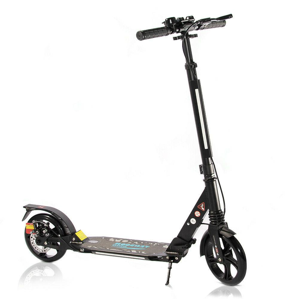 Kick For Portable Ride Adjustable Height BK