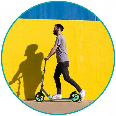 Kids Kick Scooter Rolling Wheel Commuter