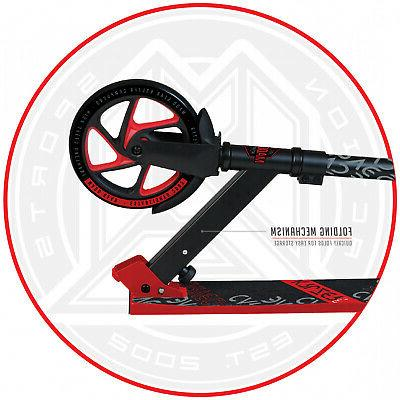 Kids Scooter Wheel Adjustable Ride