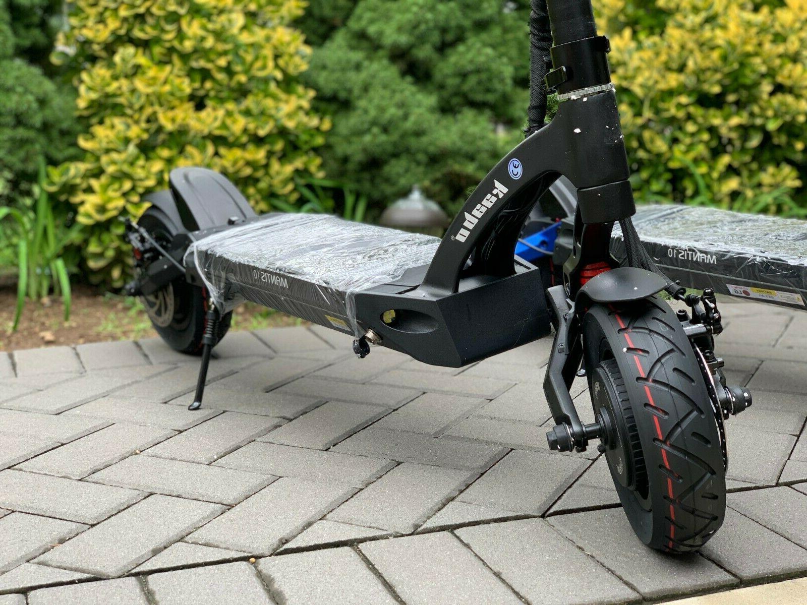 Kaabo Mantis 60V with Key Box