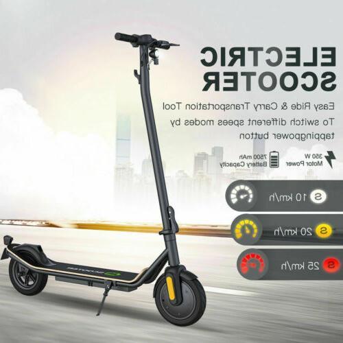 max e scooter 350w portable folding kick