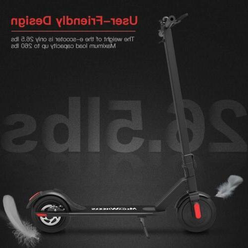 Megawheels Foldable Adults Electric 15Mph Aluminum