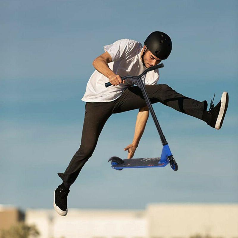 Pro Stunt Kick Scooter Skatepark Handlebar For &Adult