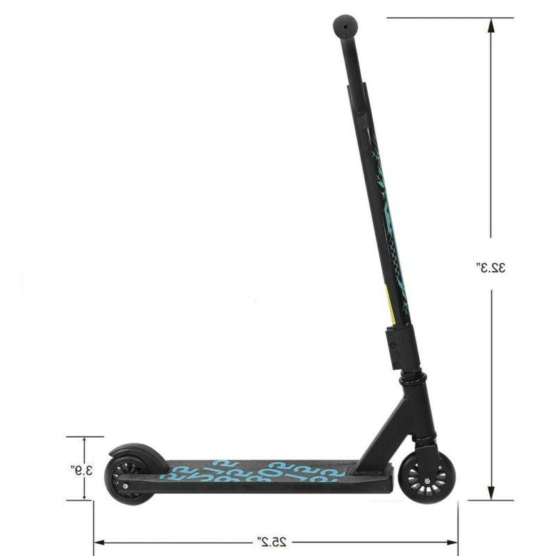 Adult/Teen/Child Complete Trick Scooters Level Freestyle