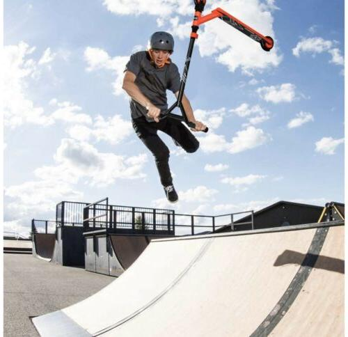 Pro Freestyle Kick Skatepark Handlebar Kid