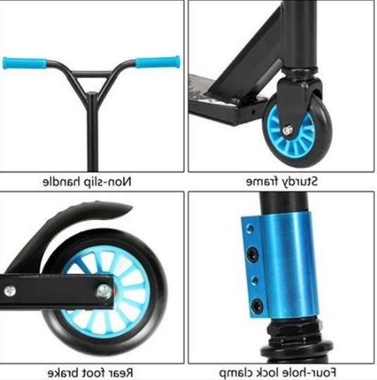 Pro for and Adults, Freestyle Scooter