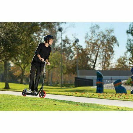 Razor Carbon Kick Black, Wheels Outdoor Adult Kids