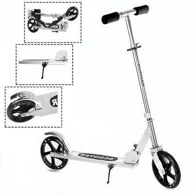 Silver Adjustable Kick Kids/Adult