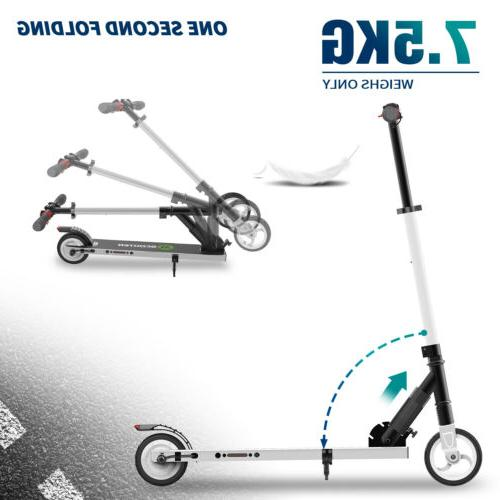 Megawheels Foldable Scooter 100V-240V