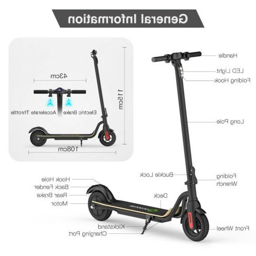 🛴FOLDING KICK SCOOTER 14MILES ADULT