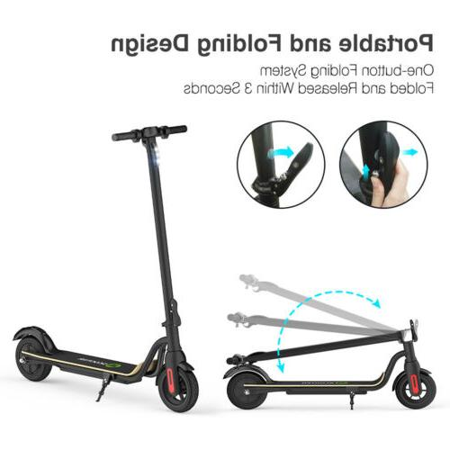 🛴FOLDING 14MILES ADULT E-SCOOTER