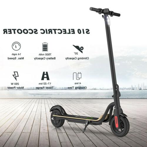 s10 electric scooters 7 5ah 250w adult