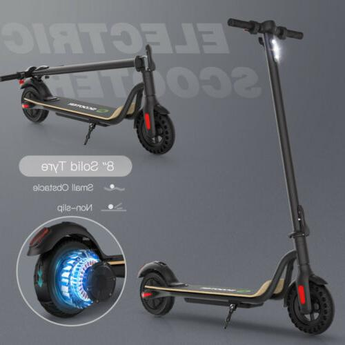 """MEGAWHEELS S10, FOLDING ELECTRIC SCOOTER, 16MPH, 8.0"""""""