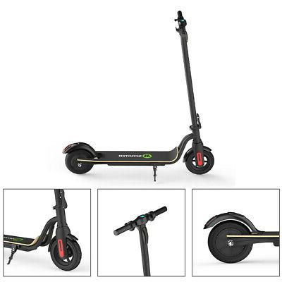 S10 shock-absorbing foldable adult electric scooter