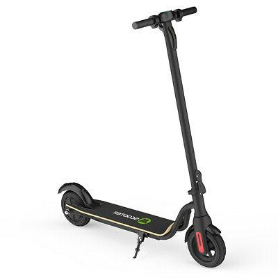 S10 shock-absorbing foldable adult scooter