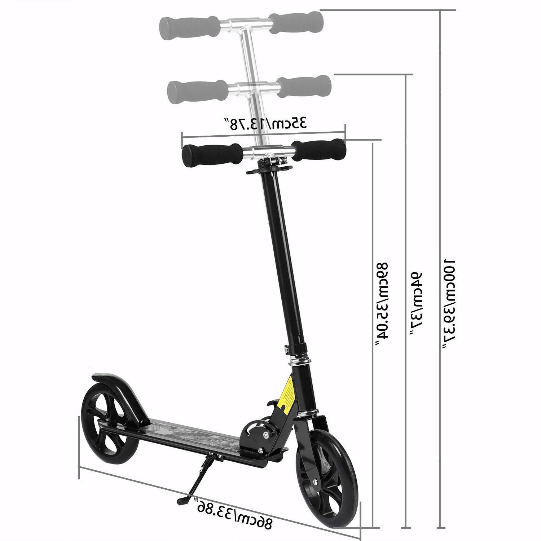 Adult Stunt Pro Razor Outdoor Ride Lightweight