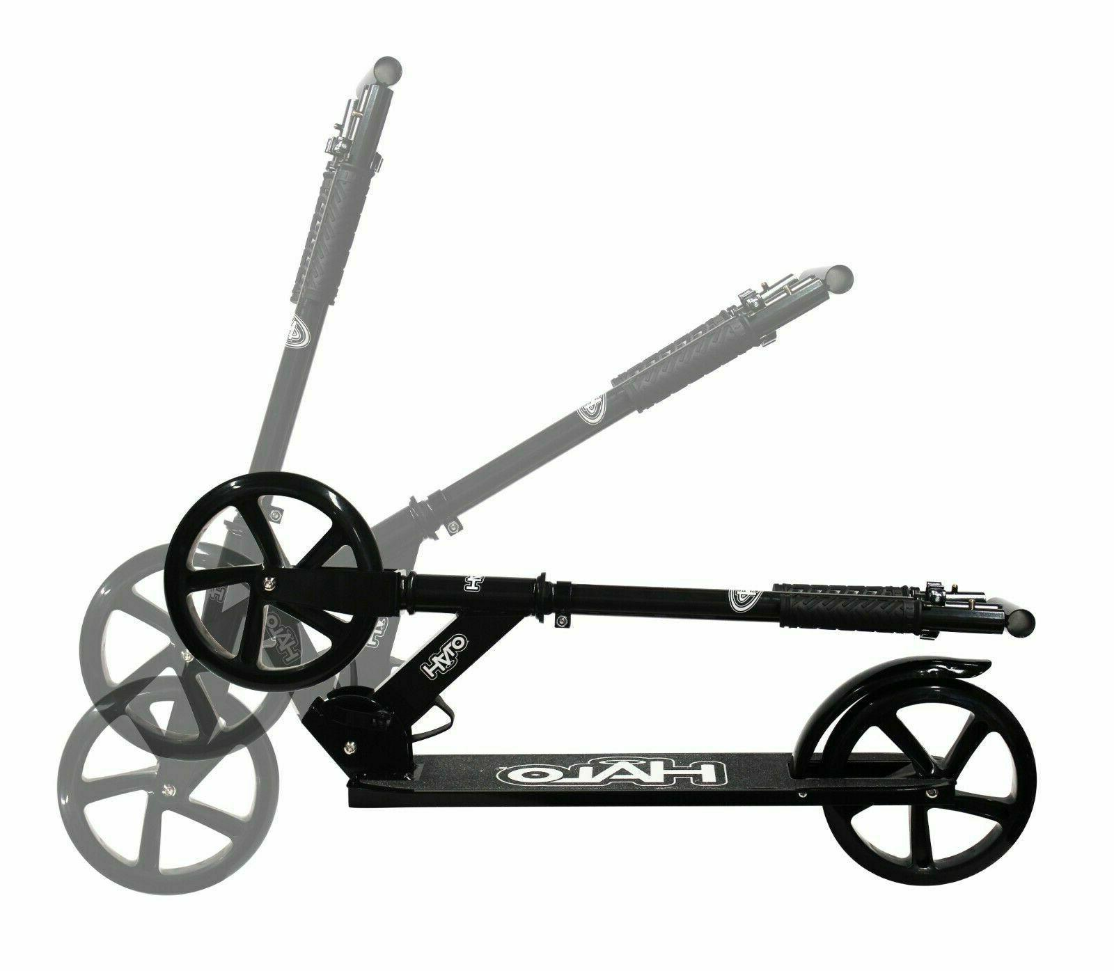SCOOTER ADULTS Large Wheels Girls Adjustable