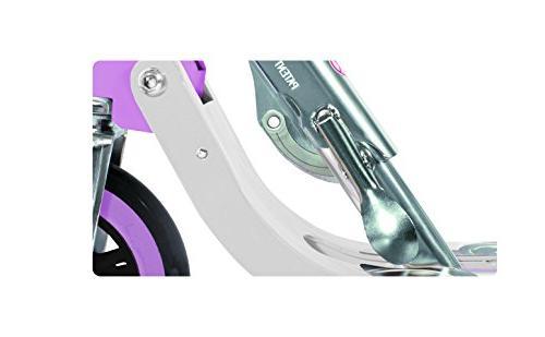 HUDORA Kick Height Adjustable Aluminum Scooters Big PU Wheels