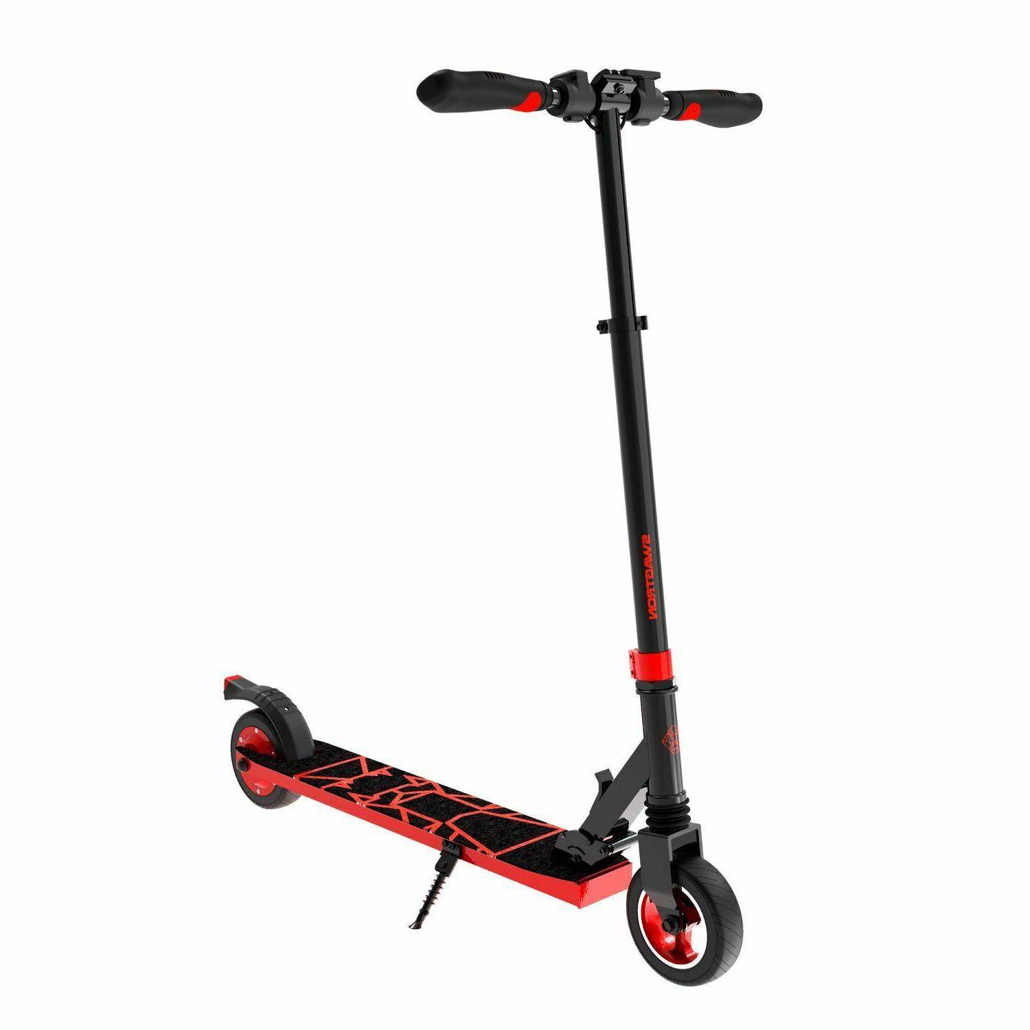 swagger 8 folding electric scooter for kids