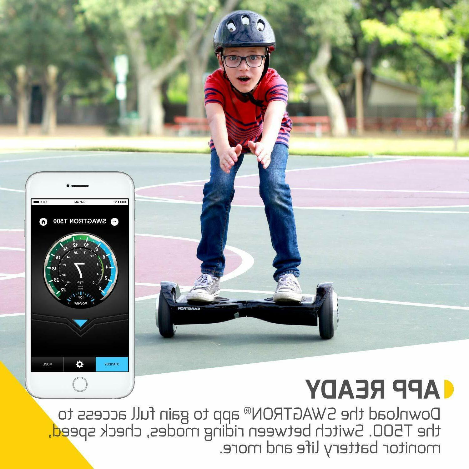 Bluetooth LED Scooter