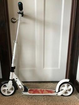 Micro White Adult Kickboard Scooter